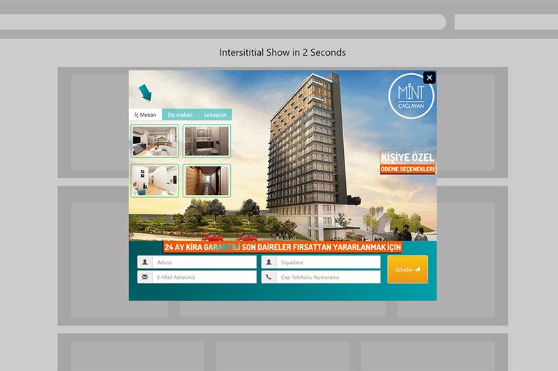 Micro Site in Interstitial/Postitial